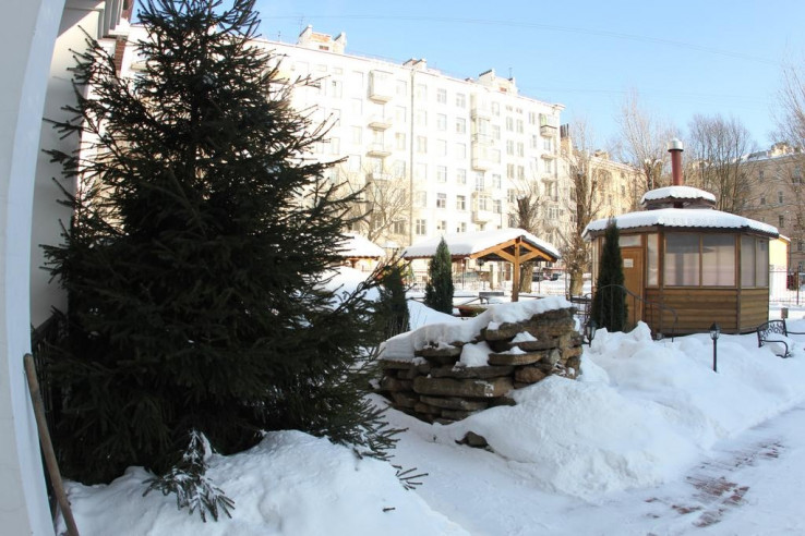 Pogostite.ru - Елизар | м. Елизаровская | Парковка #5