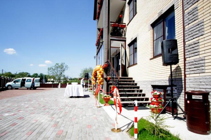 Pogostite.ru - Флогистон | м. Ломоносовская | Парковка #3
