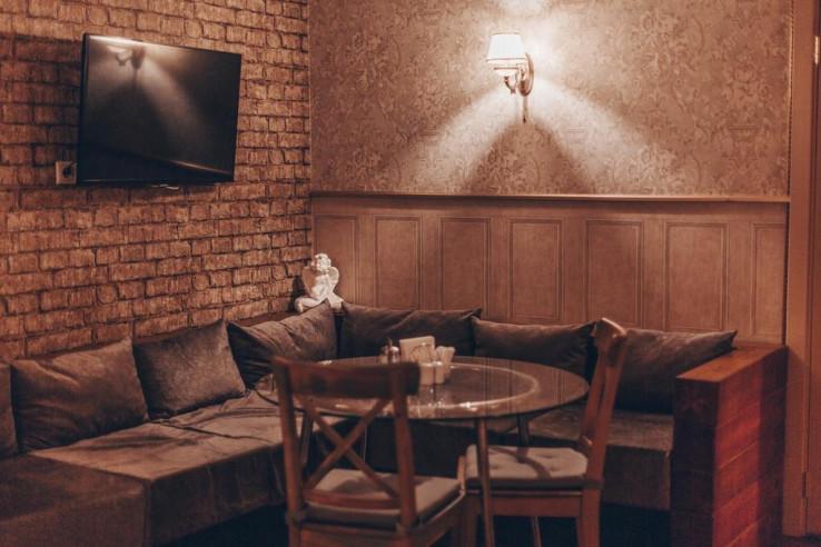 Pogostite.ru - Аурумс Континент-Au Rooms Континент | Новокузнецк | Парковка #5