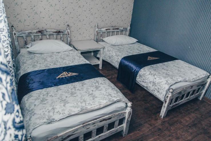 Pogostite.ru - Аурумс Континент-Au Rooms Континент | Новокузнецк | Парковка #10