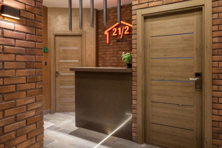 Pogostite.ru - Отель 21/2 | м. Преображенская площадь | Парковка #6