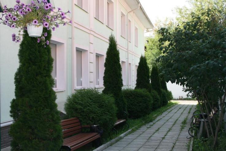 Pogostite.ru - Центральная | Сергиев Посад | Парковка #1