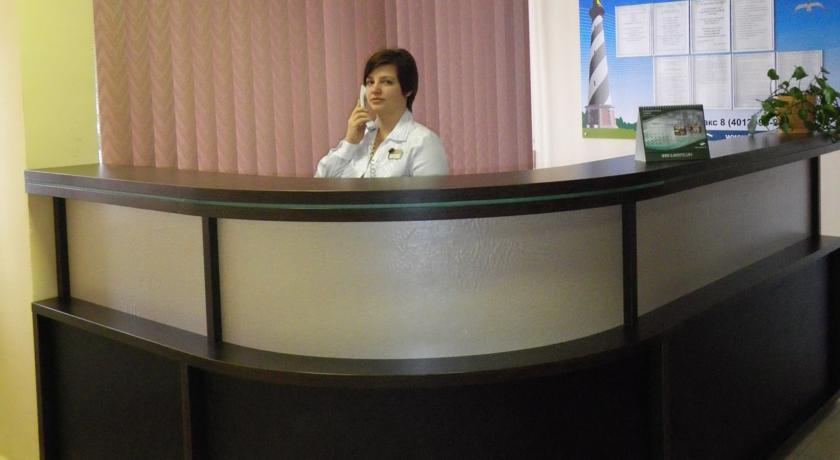 Pogostite.ru - МАЯК ЭКОНОМ | г. Калининград | Wi-Fi | Парковка #24
