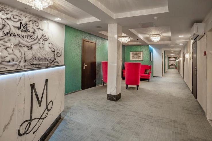 Pogostite.ru - Мясницкий Бутик Отель | м. Лубянка | WI-FI #2