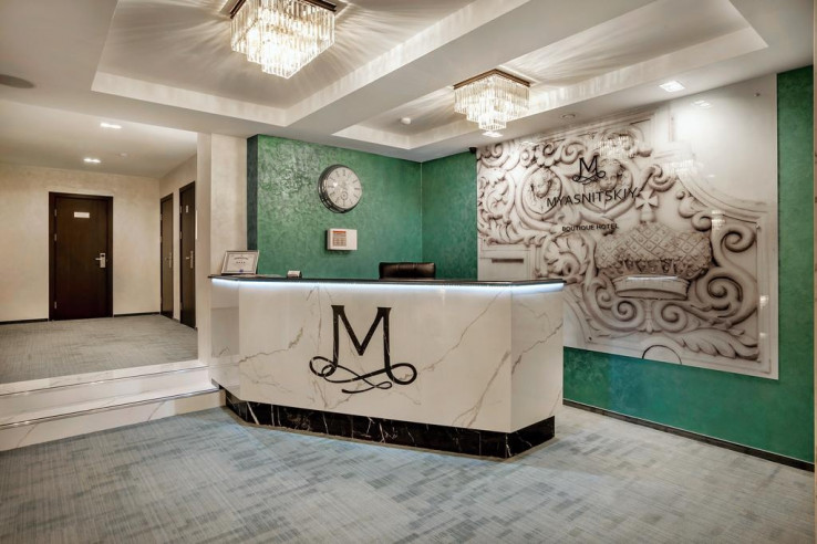 Pogostite.ru - Мясницкий Бутик Отель | м. Лубянка | WI-FI #1