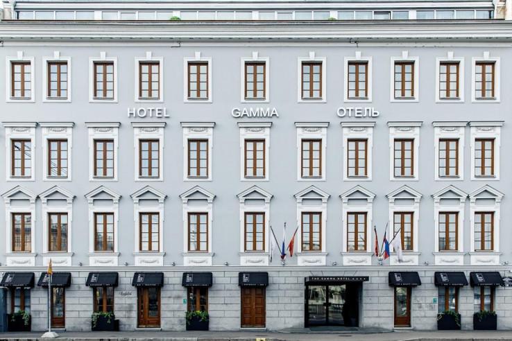 Pogostite.ru - Гамма Бутик-Отель (В Центре) - Стильные Номера #1