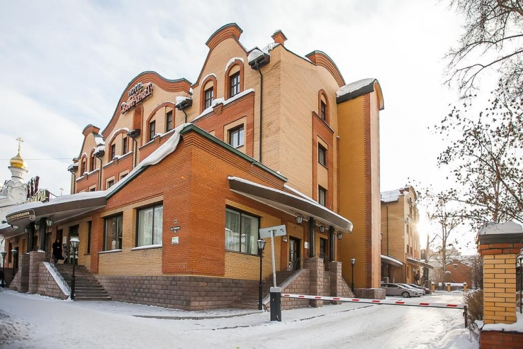 Pogostite.ru - Bon Apart | Томск | Парковка #1