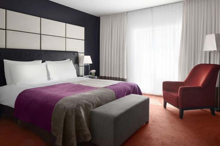 Pogostite.ru - Radisson Blu Hotel Bucharest #13