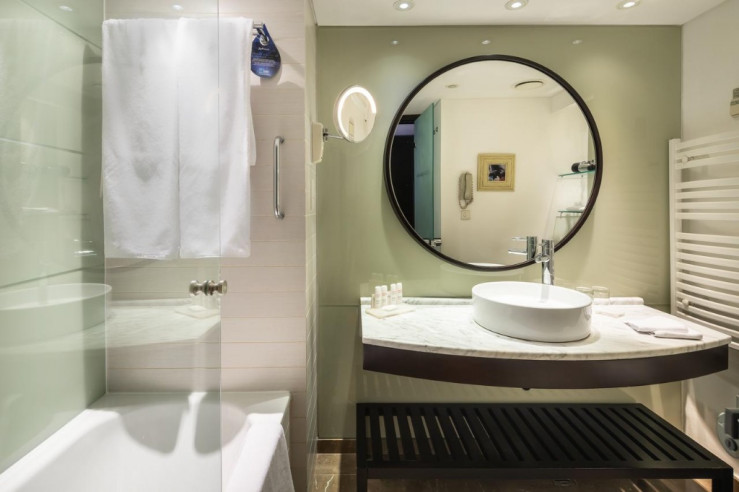 Pogostite.ru - Radisson Blu Hotel Bucharest #10