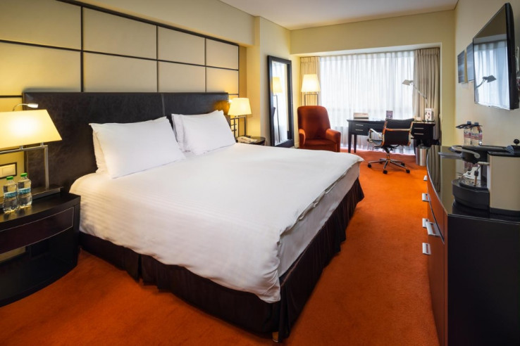 Pogostite.ru - Radisson Blu Hotel Bucharest #9
