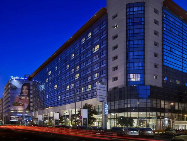 Pogostite.ru - Radisson Blu Hotel Bucharest #1