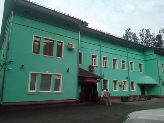 Pogostite.ru - Романи | м. Первомайская | Парковка #1