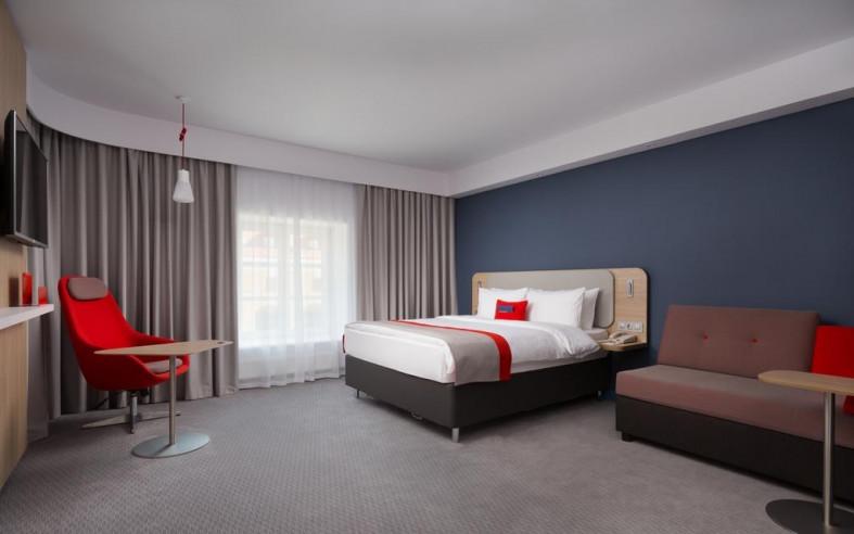 Pogostite.ru - Holiday Inn Express St. Petersburg | м. Технологический Институт | Wi-Fi #15