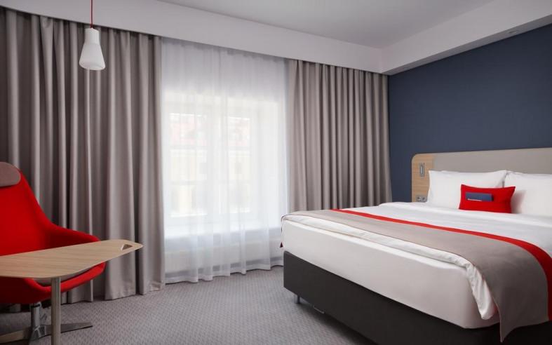 Pogostite.ru - Holiday Inn Express St. Petersburg | м. Технологический Институт | Wi-Fi #19