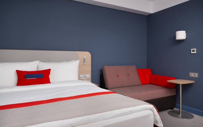 Pogostite.ru - Holiday Inn Express St. Petersburg | м. Технологический Институт | Wi-Fi #23