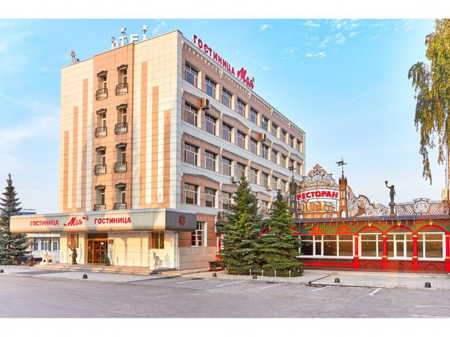 Pogostite.ru - Моя | г. Самара | Парковка #2