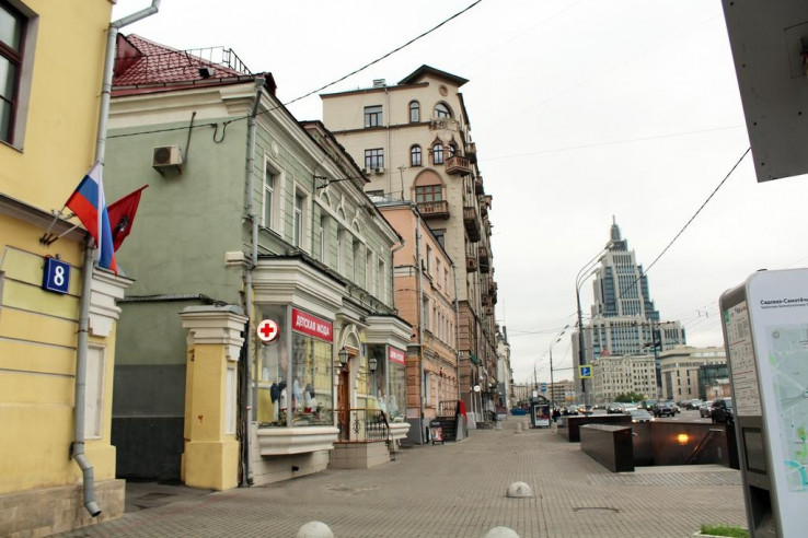 Pogostite.ru - Плед на Самотёчной | м. Цветной бульвар | Wi-Fi #1