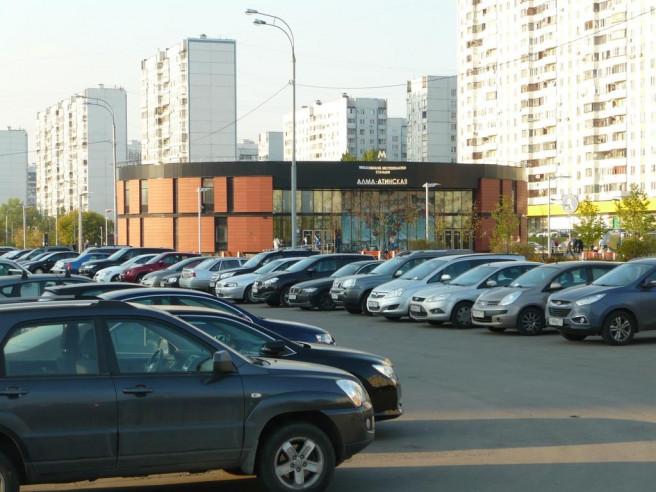 Pogostite.ru -  Спасатель | м. Алма-Атинская | Парковка #3
