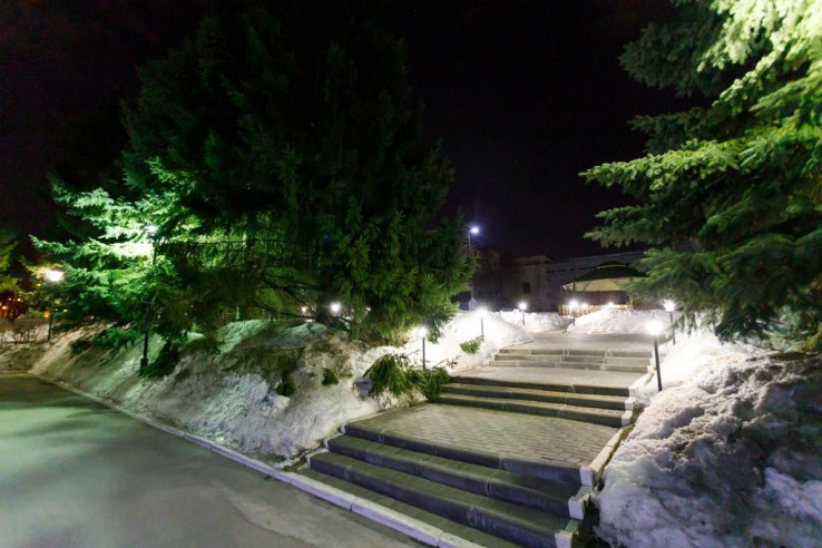 Pogostite.ru - Атал | Чебоксары | Парковка #1