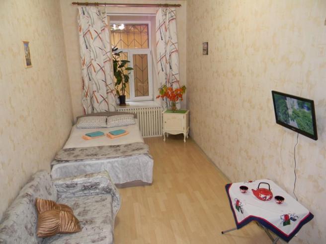 Pogostite.ru - Smolenka House | м. Василеостровская | Парковка #17