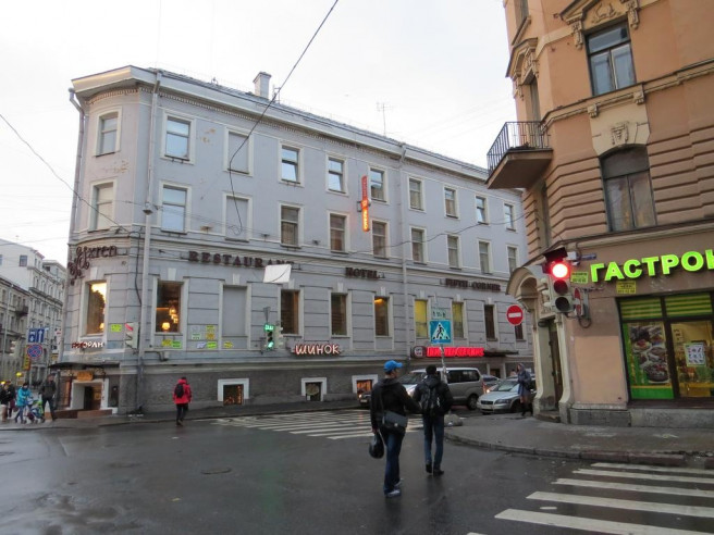 Pogostite.ru - Пятый угол (В Центре) - Великолепное расположение #2