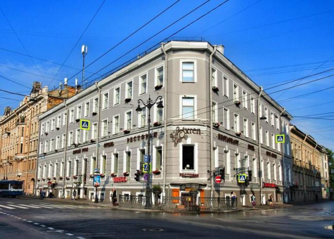 Pogostite.ru - Пятый угол (В Центре) - Великолепное расположение #1