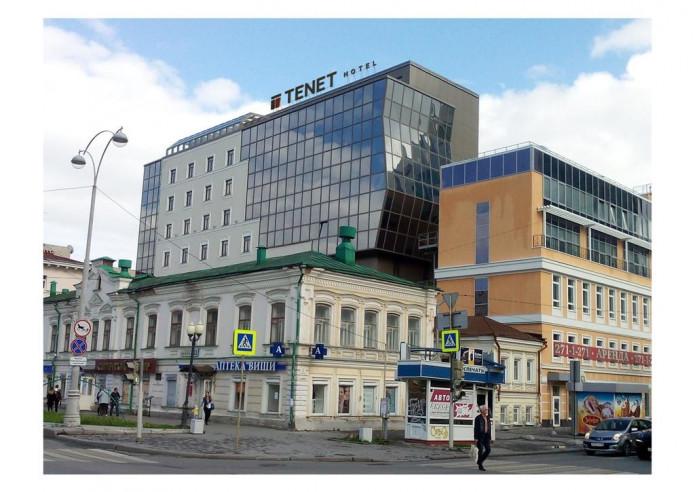 Pogostite.ru - Тенет | Tenet | Екатеринбург | Парковка #1