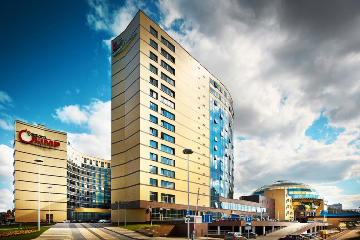 Pogostite.ru - Виктория Олимп Отель и Бизнес-Центр Минск - Отличное Расположение #1