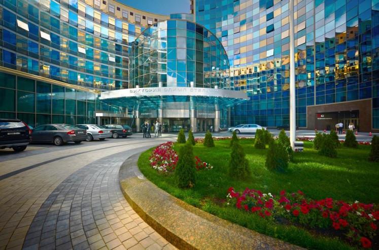 Pogostite.ru - Виктория Олимп Отель и Бизнес-Центр Минск - Отличное Расположение #3