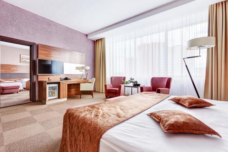 Pogostite.ru - Виктория Олимп Отель и Бизнес-Центр Минск - Отличное Расположение #40
