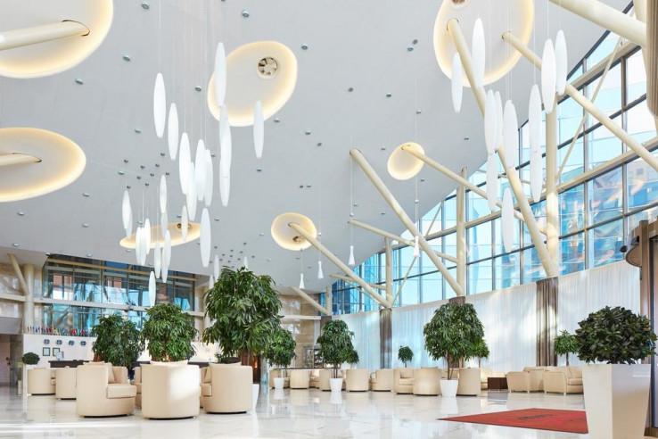 Pogostite.ru - Виктория Олимп Отель и Бизнес-Центр Минск - Отличное Расположение #8