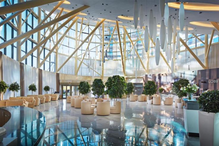 Pogostite.ru - Виктория Олимп Отель и Бизнес-Центр Минск - Отличное Расположение #7