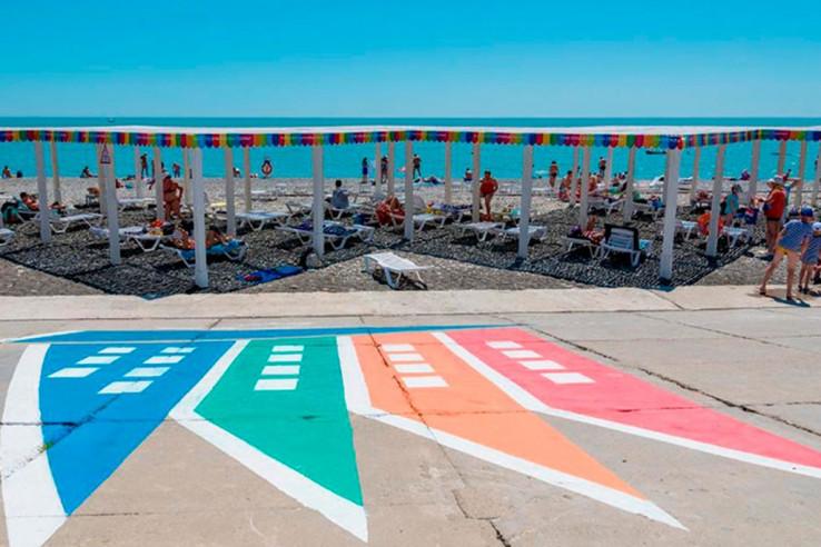 Pogostite.ru - Сигма Сириус Парк - Пляж Имеретинская Бухта (800 м) - Удобное расположение #15