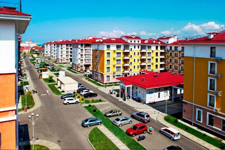 Pogostite.ru - Сигма Сириус Парк - Пляж Имеретинская Бухта (800 м) - Удобное расположение #7