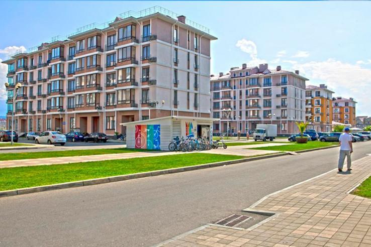 Pogostite.ru - Сигма Сириус Парк - Пляж Имеретинская Бухта (800 м) - Удобное расположение #4