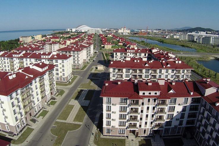 Pogostite.ru - Сигма Сириус Парк - Пляж Имеретинская Бухта (800 м) - Удобное расположение #6