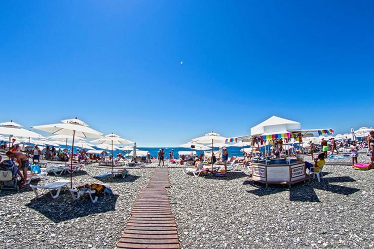 Pogostite.ru - Сигма Сириус Парк - Пляж Имеретинская Бухта (800 м) - Удобное расположение #17