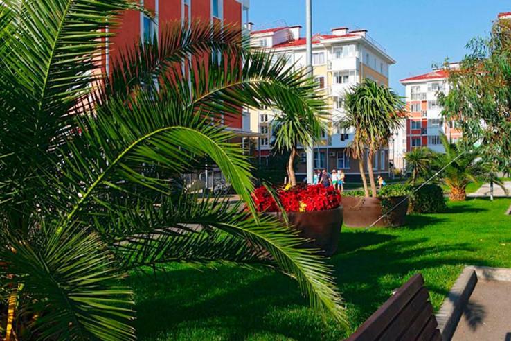 Pogostite.ru - Сигма Сириус Парк - Пляж Имеретинская Бухта (800 м) - Удобное расположение #13