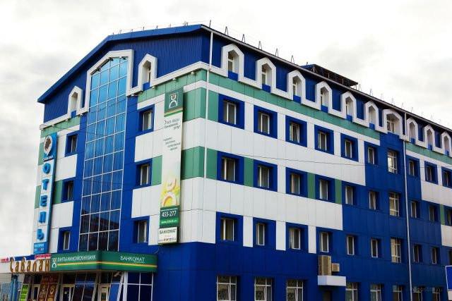 Pogostite.ru - Арктика б. САВАЛАН отель (г. Тюмень) #1