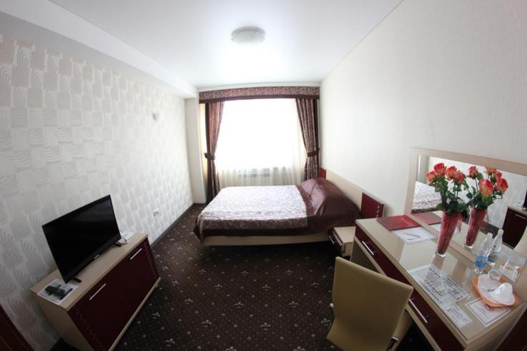 Pogostite.ru - АРМАДА КОМФОРТ Отель | г. Оренбург | Север, Шарлыкское шоссе #28