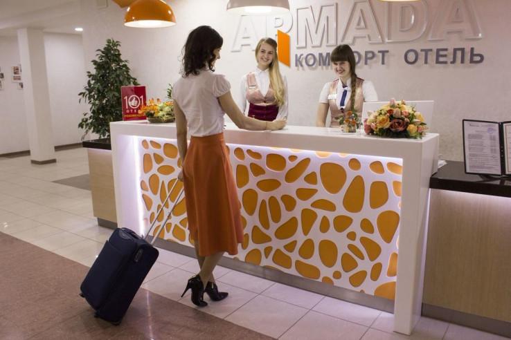Pogostite.ru - АРМАДА КОМФОРТ Отель | г. Оренбург | Север, Шарлыкское шоссе #13