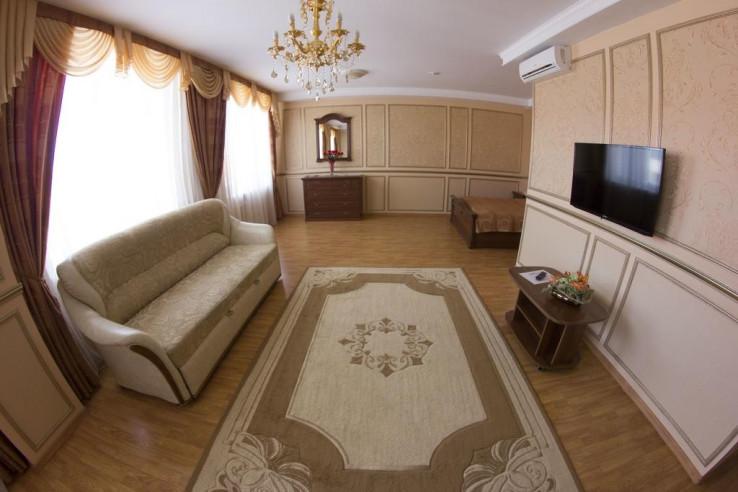 Pogostite.ru - АРМАДА КОМФОРТ Отель | г. Оренбург | Север, Шарлыкское шоссе #42