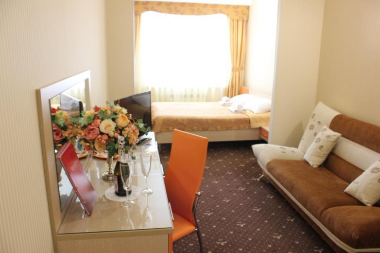 Pogostite.ru - АРМАДА КОМФОРТ Отель | г. Оренбург | Север, Шарлыкское шоссе #39