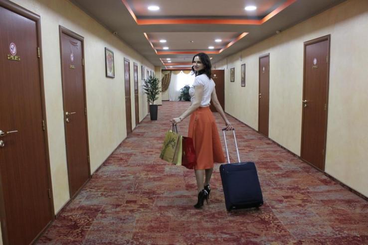 Pogostite.ru - АРМАДА КОМФОРТ Отель | г. Оренбург | Север, Шарлыкское шоссе #15