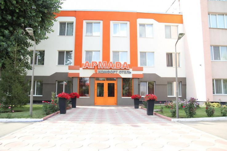 Pogostite.ru - АРМАДА КОМФОРТ Отель | г. Оренбург | Север, Шарлыкское шоссе #5