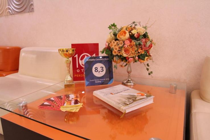 Pogostite.ru - АРМАДА КОМФОРТ Отель | г. Оренбург | Север, Шарлыкское шоссе #8
