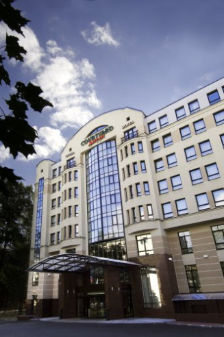 Pogostite.ru - Courtyard by Marriott St.Petersburg Center Hotel #7