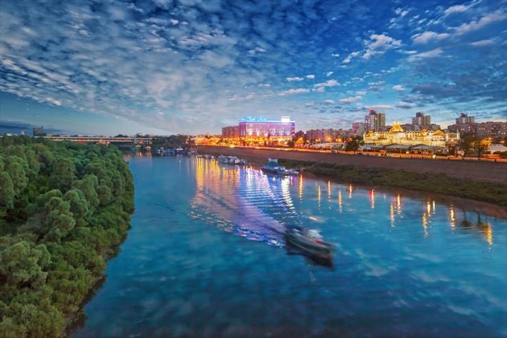 Pogostite.ru - Маринс Парк Отель Нижний Новгород (рядом с Нижегородской ярмаркой) #1