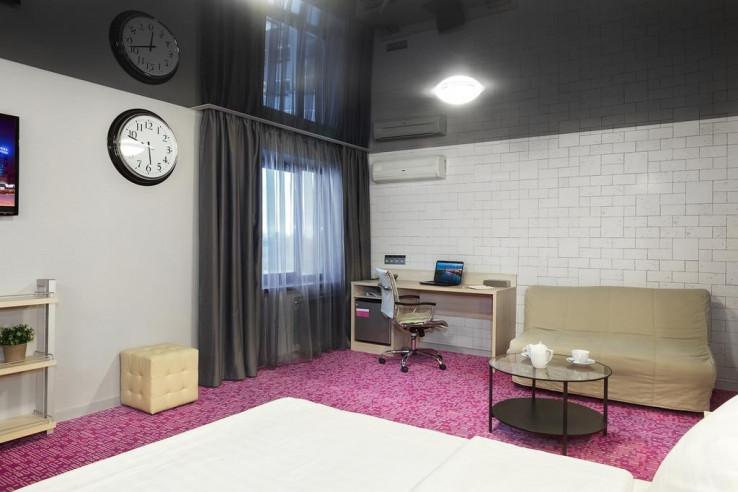 Pogostite.ru - Маринс Парк Отель Нижний Новгород (рядом с Нижегородской ярмаркой) #27