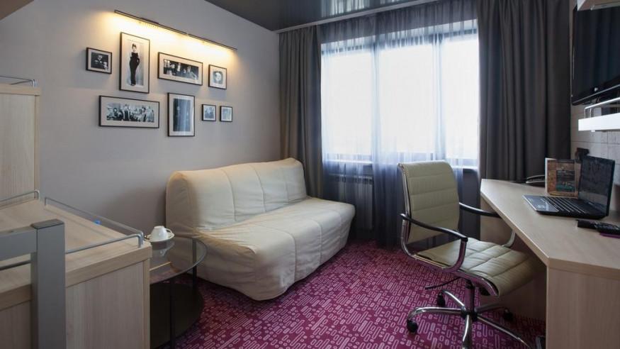 Pogostite.ru - Маринс Парк Отель Нижний Новгород (рядом с Нижегородской ярмаркой) #28